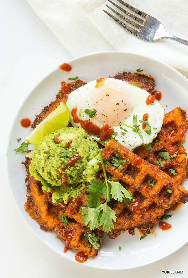 paleo diet, paleo sweet potato waffles, sweet potato waffles, paleo recipes